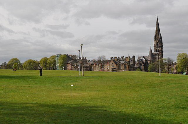 Bruntsfield_links_Edinburgh