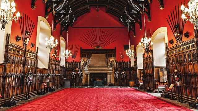 EdinburghCastle_Interior