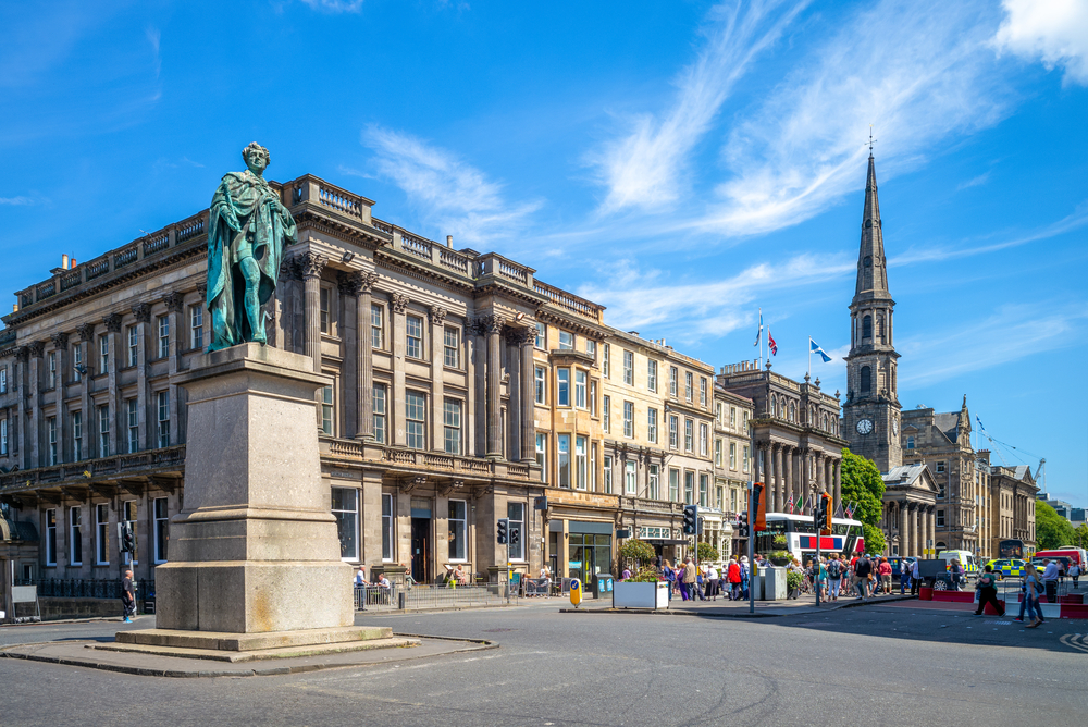 George Street Edinburgh